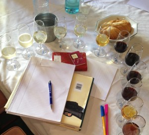MW practice tasting