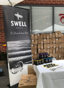 Swell at Beer and Bubbles Adelaide