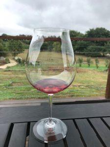 Wine at Holm Oak