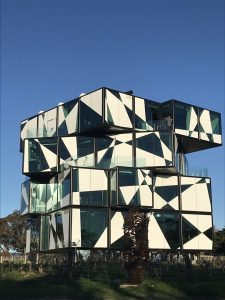 The Cube at d'Arenberg