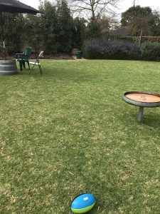 Kalleske outdoor space