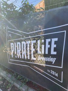 Pirate Life sign